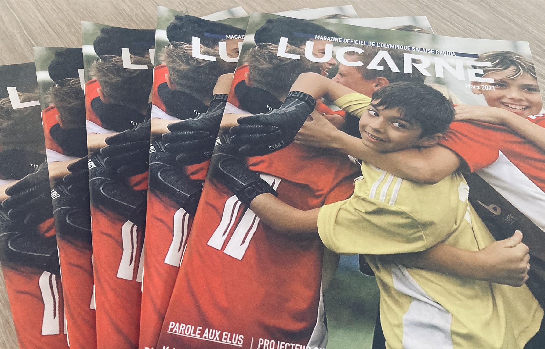 Magazine lucarne
